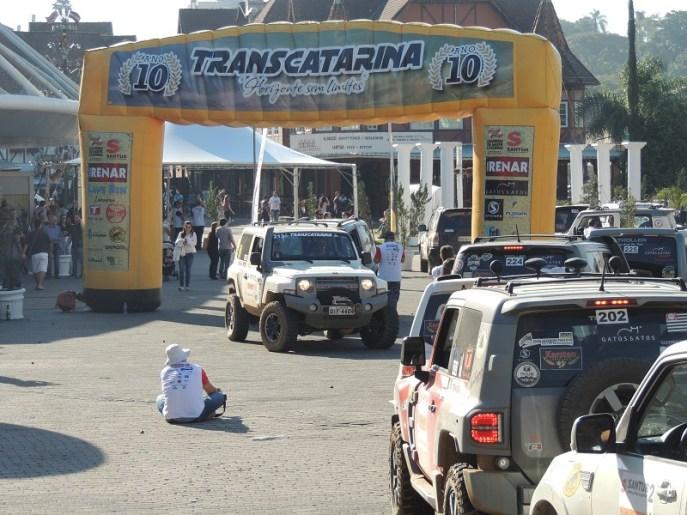 Pela segunda vez, a cidade de Blumenau, SC, receberá o Transcatarina (Isis Moretti/ Liberdade de Ideias)