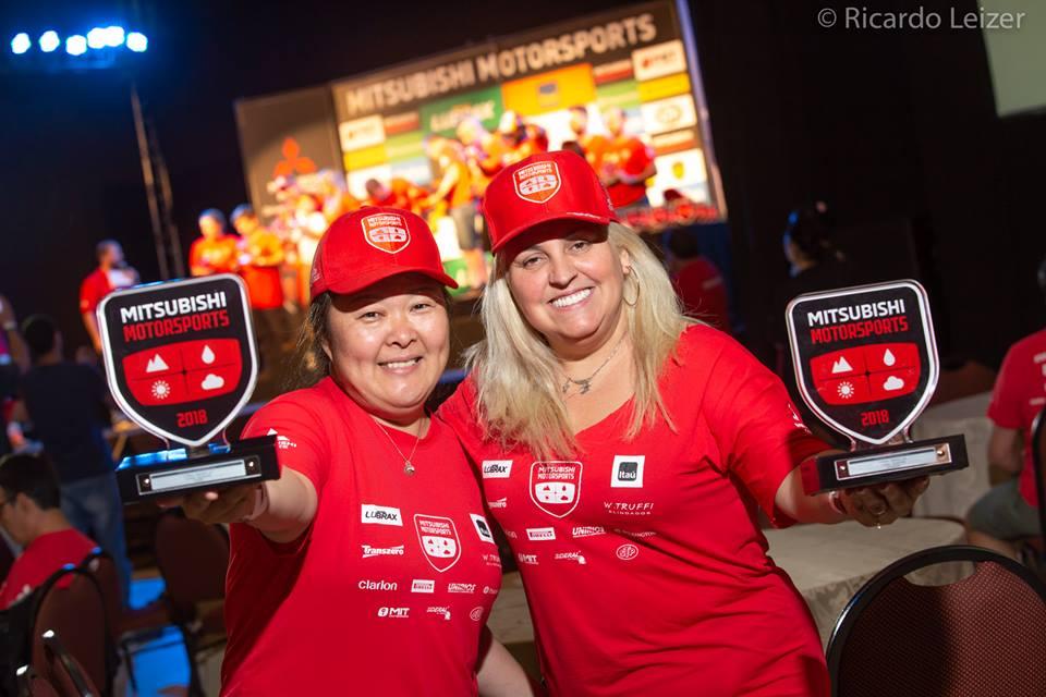 Superação e muita festa dos competidores da SFI CHIPS no Mitsubishi Motorsports em Joinville (SC)