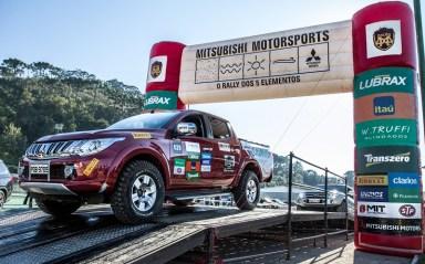 Super final dos ralis Mitsubishi Motors será dia 24/11 (Foto: Adriano Carrapato/Mitsubishi)
