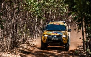 Podem participar os veículos 4x4 da marca dos três diamantes (Foto: Marcio Machado/Mitsubishi)