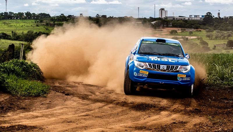 Muita velocidade na etapa final da Mit Cup (Foto: Ricardo Leizer/Mitsubishi)