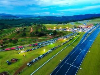 Autódromo Velo Città será o ponto de encontro das competições Mitsubishi (Foto: Cadu Rolim/Mitsubishi)