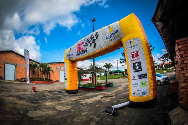 Etapa final da Copa SC Racing será no dia 01 de dezembro, em Florianópolis (Rodrigo Phillips)