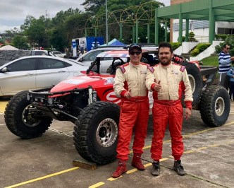 Desafio deste fim de semana será o Rally Rota Sudeste. Foto: Divulgação