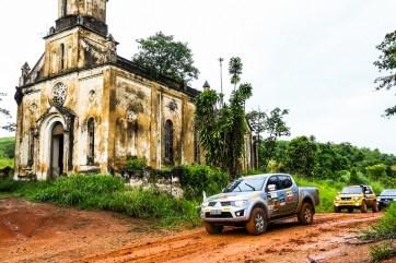 Percurso passou em belas regiões (Foto: Cadu Rolim / Mitsubishi)