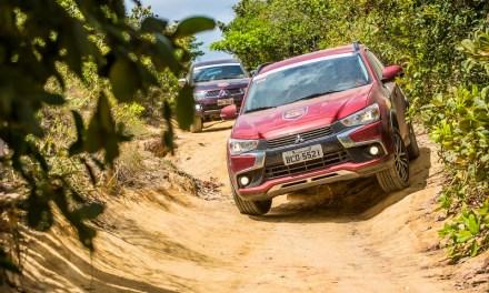 Com eucaliptos e canaviais, passeio 4×4 da Mitsubishi desbrava Ribeirão Preto neste fim de semana