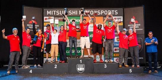 Pódio Campeonato Turismo (Crédito Tom Papp)