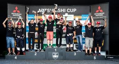 Mitsubishi Cup completa 20 anos em 2019 (Foto: Ricardo Leizer/Mitsubishi)