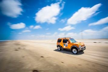 Não é preciso ter experiência para participar do Suzuki Day (Foto: Vinicius Ferraz/Suzuki)