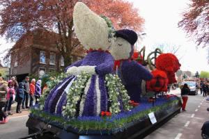 Flower Parade Keukenhof Amsterdam 2018