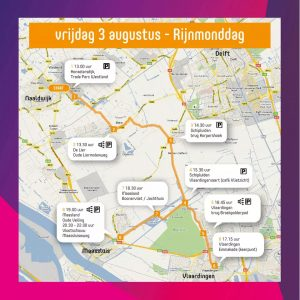 Rijnmondroute Westland Corso