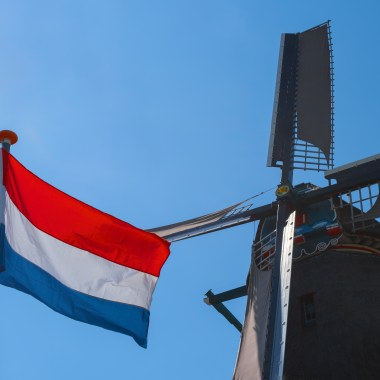 Holland Windmills history