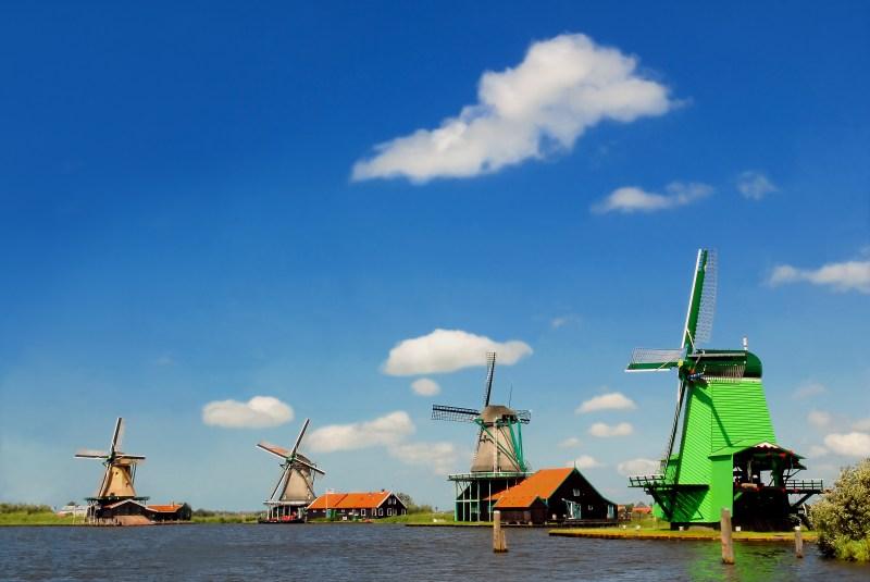 Dutch windmills tour Amsterdam