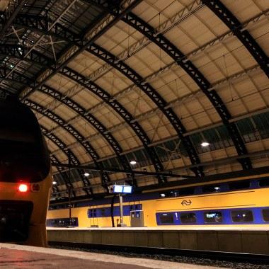 Train Amsterdam Airport
