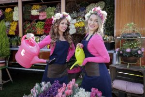 Flower Power Weekend bij Keukenhof