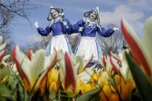 Holland heritage weekend Keukenhof