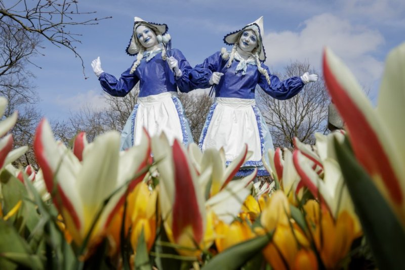 Holland heritage weekend Keukenhof