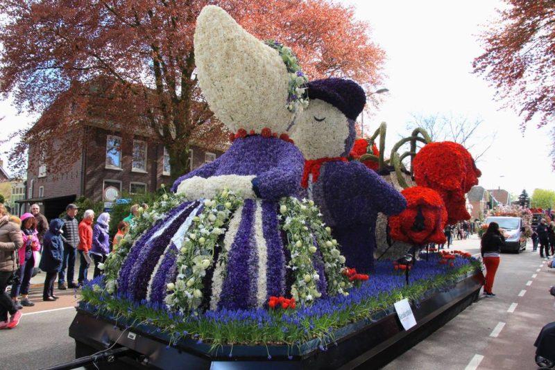 Flower Parade Holland