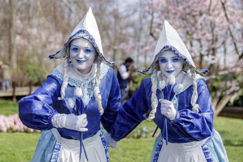 events at Keukenhof tulip gardens