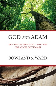 Book Cover: God and Adam