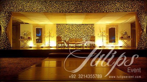 Best Reception Baraat Stage Decoration Planner In Lahore