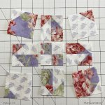 How to make half square triangles quilt blocks