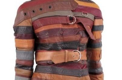 baju dari sabuk bekas