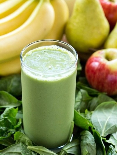 12 Tropical Green Smoothies That Give More Than a Tropical Taste