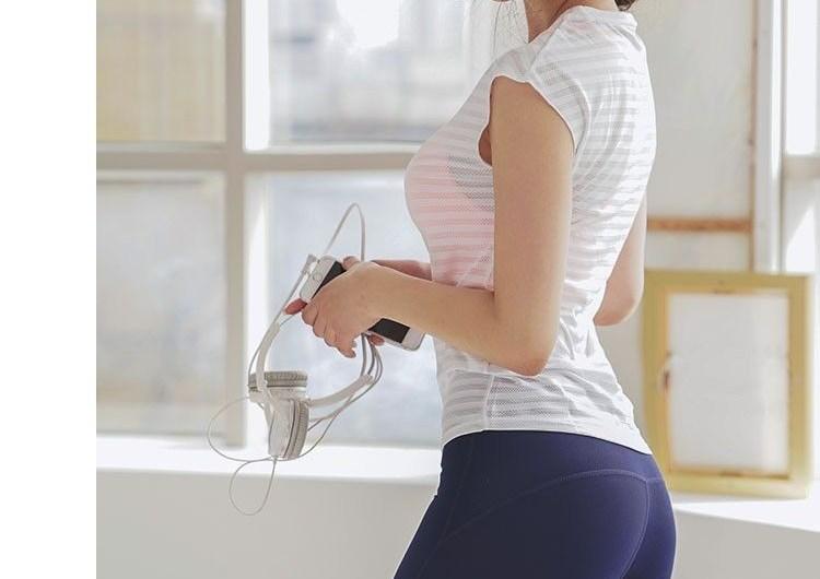 Bukti Celana Yoga Nyaman digunakan Sebagai Pakaian Sehari-hari
