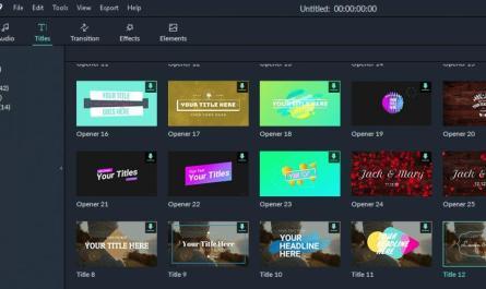 filmora aplikasi editor video terbaik