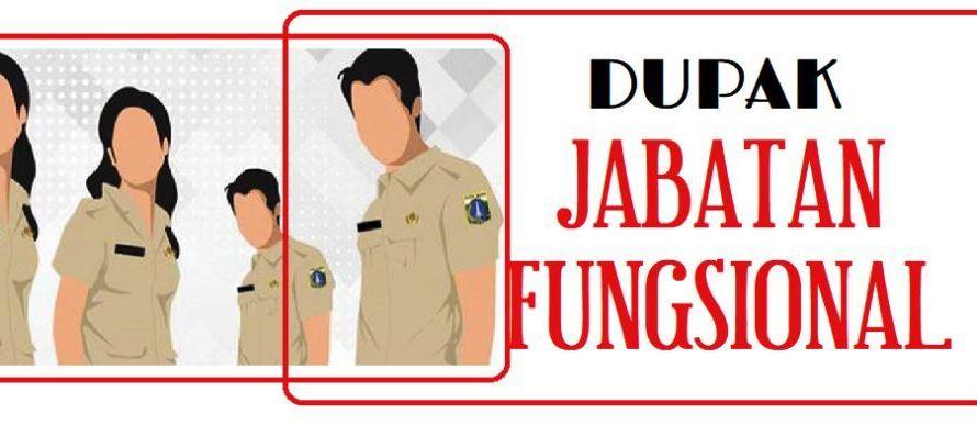 CARA MENGISI DUPAK JABATAN FUNGSIONAL GURU