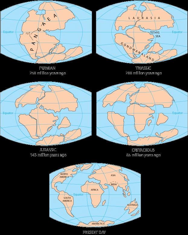 Lempeng Antartika : lempeng, antartika, Teori, Tektonik, Lempeng, Tulisan, Ilman
