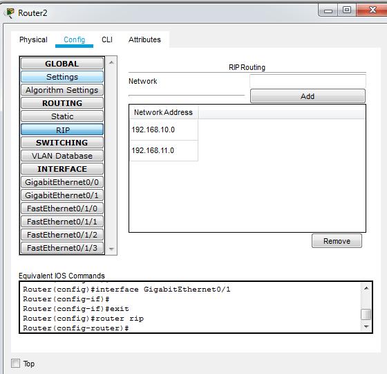 konfigurasi client server cisco packet tracer