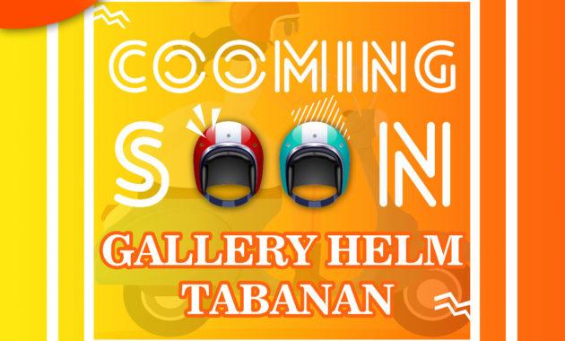 gallery helm tabanan
