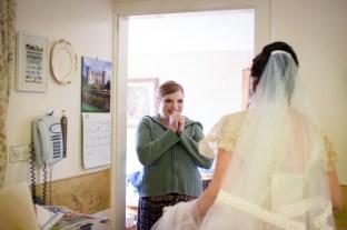 bridesmaid-seeing-bride