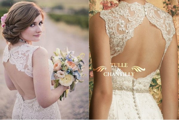 Tulle & Chantilly Wedding Blog