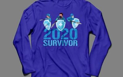 2020 Survivor – Vårdpersonal – De riktiga hjältarna under dessa år