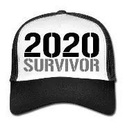 2020 Survivor - Trucker Cap