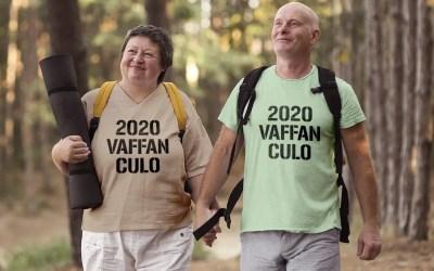 2020 VAFFANCULO – Vafan hände?