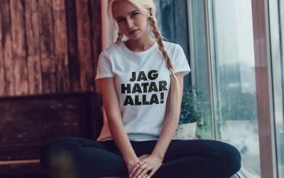 Jag hatar alla! – Diskriminering och särbehandling är aldrig bra. Säg som det är!