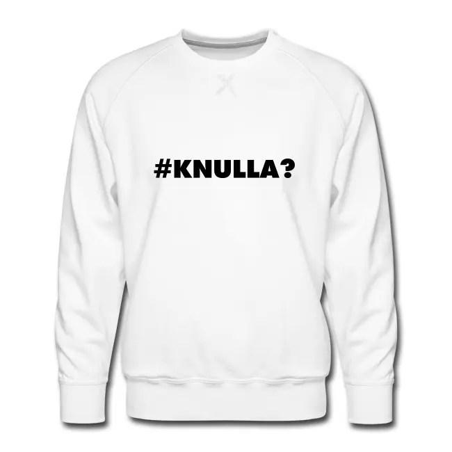 Knulla - Premiumtröja herr