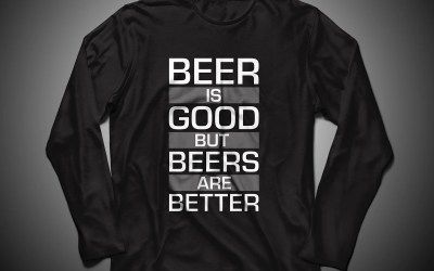 Beer is good but beers are better!