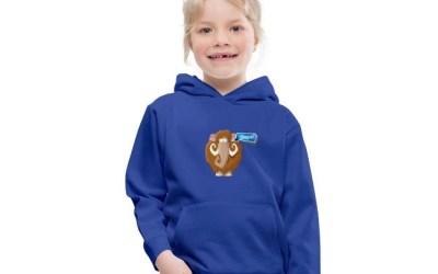Mammut Oops – söt tröja för barn