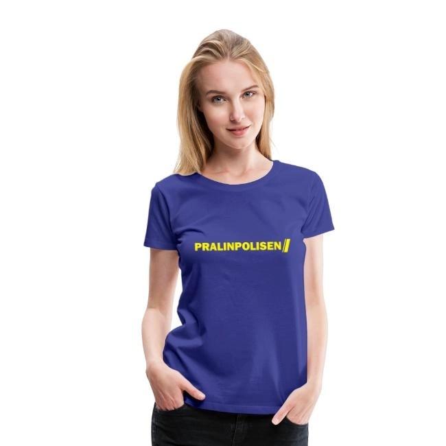Pralinpolisen - Premium T-shirt dam