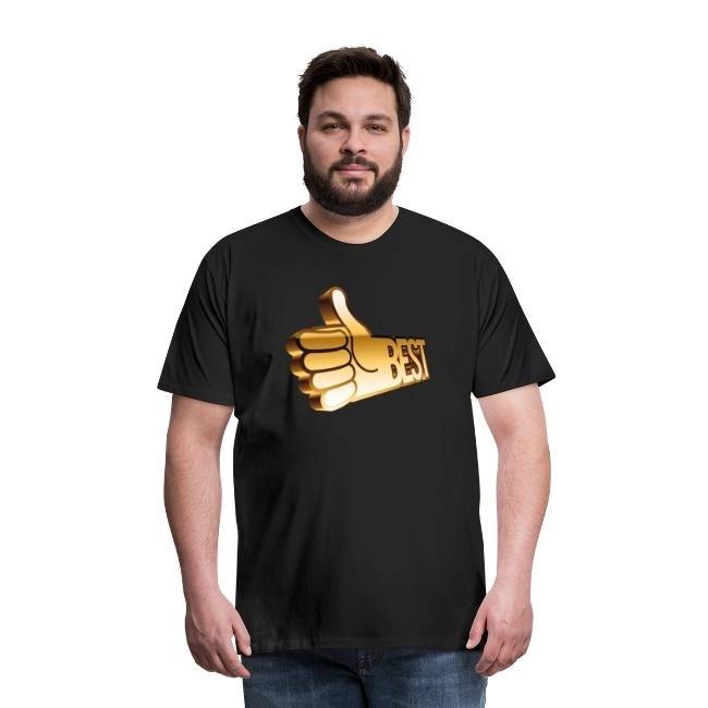 Best - Premium T-shirt herr