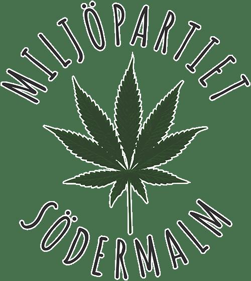 Motiv: Miljöpartiet - Södermalm - Cannabis