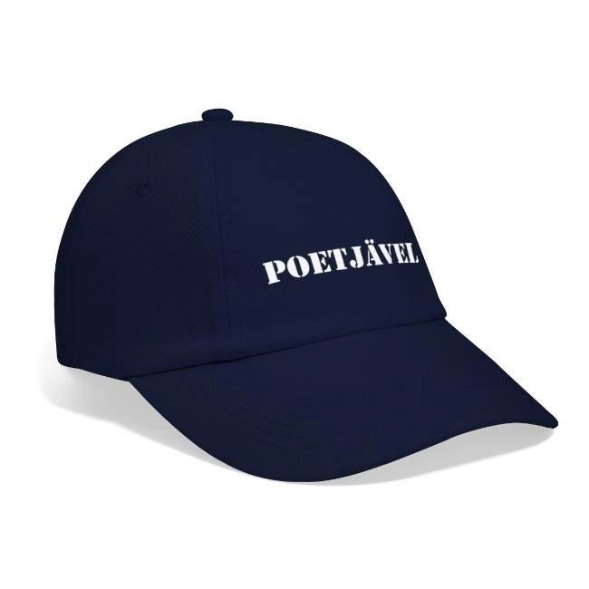 Poetjävel - Basebollkeps