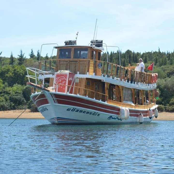Gözbebeği-5 Teknesi