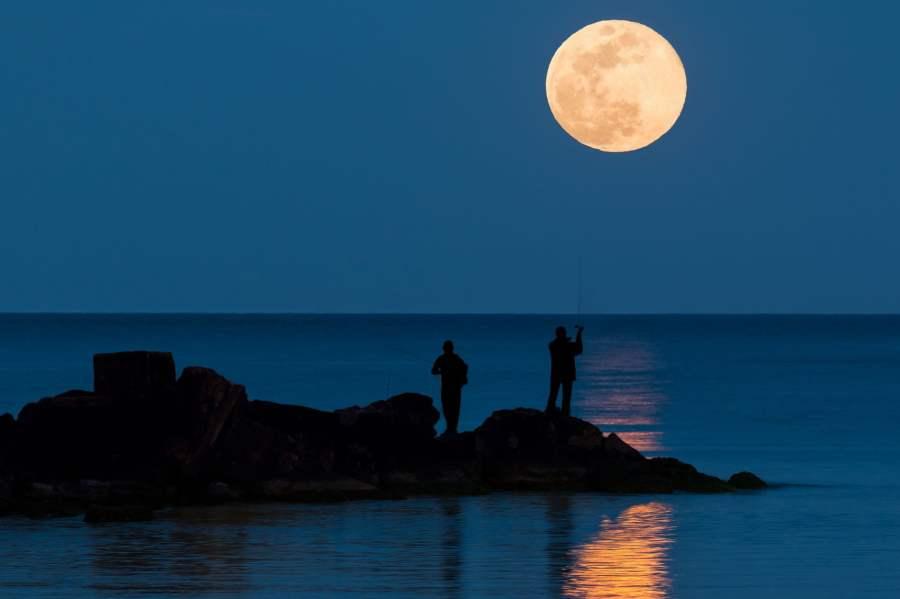 Ay'ın Balık Avına Etkileri