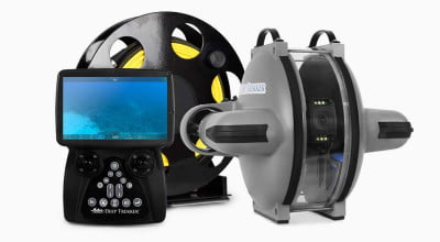 Deep Trekker Su Altı Drone